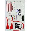 Nissan R90CP LM 1990 - Spare Decal