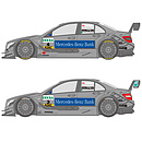 Mercedes-Benz C-Klasse DTM Nr.3/4 Mercedes Bank